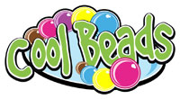 Cool Beads Ice Cream Logo